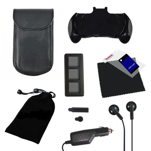 10 in 1 Accessory Kit for PSP Go