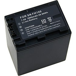 INSTEN Sony NP-FH100 / NP-FH70 Li-ion Battery