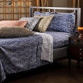 Tuscan 300 Thread Count Paisley Sheet Set