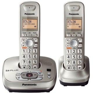 Panasonic KX-TG4022N Duo Cordless Phone with Answering Machine
