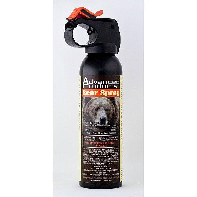Advanced Products 8.1-oz Bear Deterrent