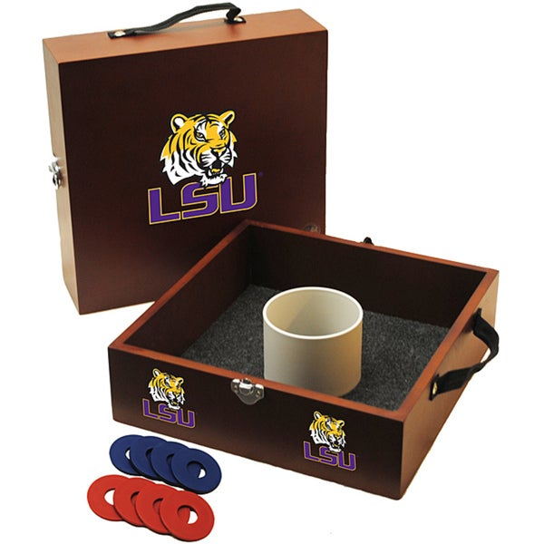 NCAA Washer Toss Outdoor Game