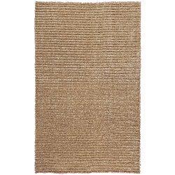 Hand-woven Havana Jute Rug (5' x 8')