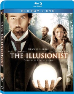 The Illusionist (Blu-ray/DVD)