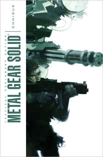 Metal Gear Solid Omnibus: Tactical Espionage Action (Paperback)