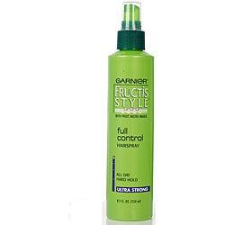 Garnier Non-Aero 8.5-ounce Ultra Strong Hair Spray (Pack of 4)