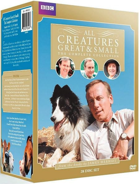 All Creatures Great & Small: Complete Collection (DVD)