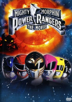Mighty Morphin Power Rangers: Movie (DVD)