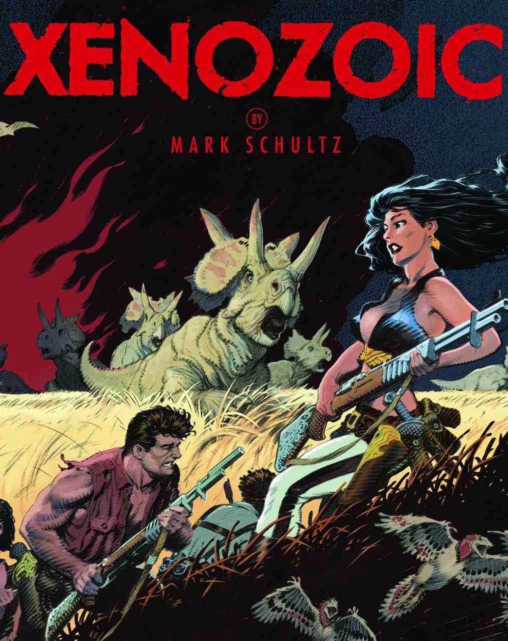Xenozoic (Paperback)