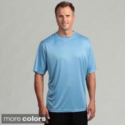 Men's Performance Moisture Wicking Crew Shirt