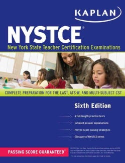 NYSTCE: Complete Preparation for the LAST, ATS-W, & Multi-Subject CST (Paperback)
