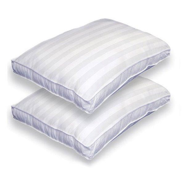 Beautyrest 500 Thread Count Mosaic Medium Firmness Bed Pillows (Set of 2)