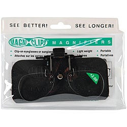 Magni-clips +2.00 Magnification Magnifiers