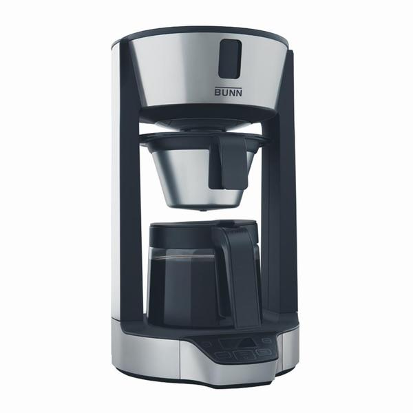 Bunn HG PhaseBrew Home Glass Carafe 8-cup Coffee Brewer