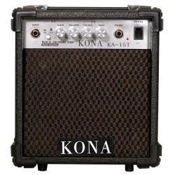Kona 10-watt Guitar Amp with Tuner