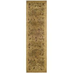 Safavieh Lyndhurst Collection Paisley Beige/ Multi Runner (2'3 x 8')