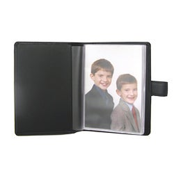 Royce Leather Brag Book Photo Holders (Pack of 2)