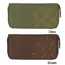 Travelon Women's RFID Clutch Wallet