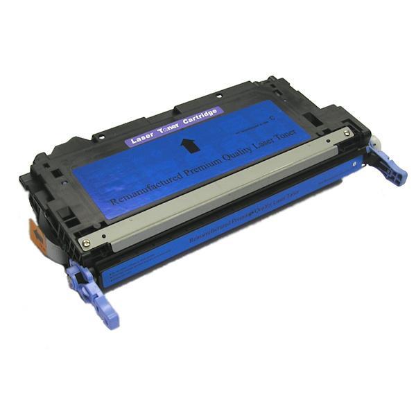 HP-compatible Q6471A Premium Cyan Laser Toner Cartridge