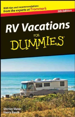 RV Vacations for Dummies (Paperback)