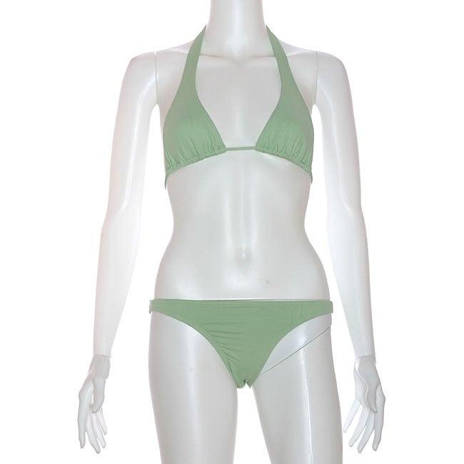 Cot'n by Lucenti Swimwear Women's Erva Slider Bikini