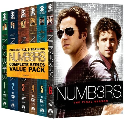 Numb3rs: Complete Series Pack (DVD)