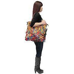 Amerileather 'Kylie' Leather Handbag
