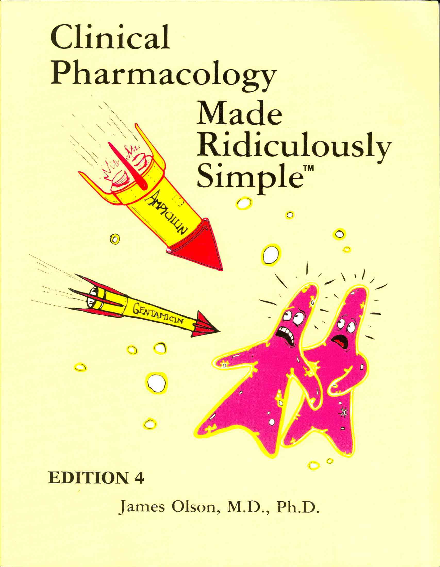 Clinical Pharmacology Made Ridiculously Simple (Paperback)