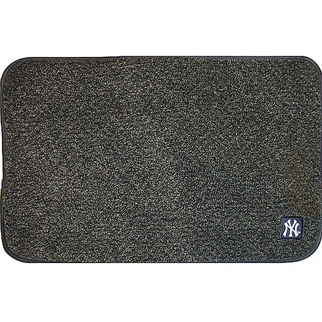 Yankee Stadium Authentic Clubhouse Carpet 18x28 Door Mat w/ Embroidered Yankee Logo