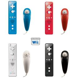 Wii - Wireless Remote Nunchuck Controller Combo