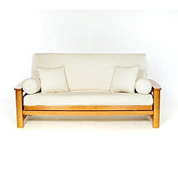 Natural Full-size Futon Cover