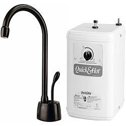 Oil Rubbed Bronze Lead Free Instant Hot Water Dispenser and Tank
