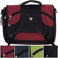 CalPak Ransom 18-inch Premium Expandable Laptop Messenger Bag