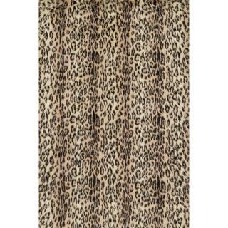 Jungle Cheeta Print Rug (2' x 3')