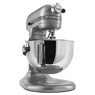 KitchenAid KV25G0XMC Metallic Chrome 5-quart Pro 5 Plus Bowl-Lift Stand Mixer