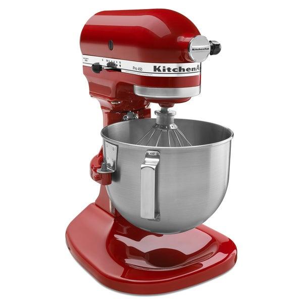 KitchenAid KSM450ER Empire Red Pro Series Stand Mixer