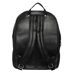 Royce Leather 15-inch Laptop Backpack