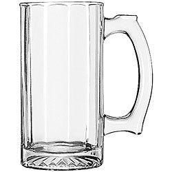 Libbey Paneled 12.5-oz Sports Mugs (Pack of 12)