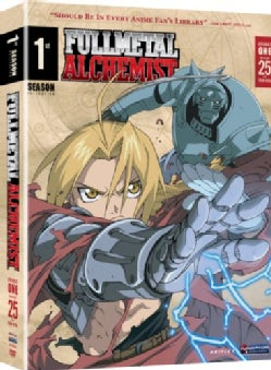 Fullmetal Alchemist: Season 1 (Viridian Collection) (DVD)