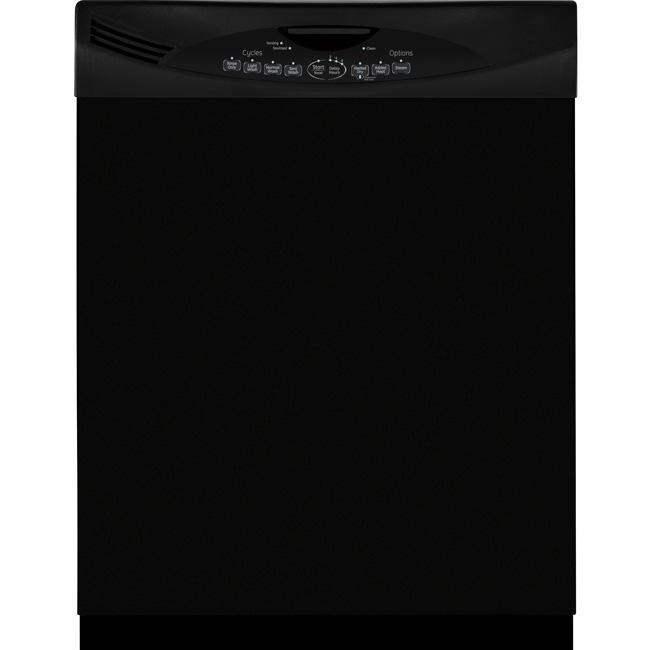 Appliance Art Black Dishwasher Cover