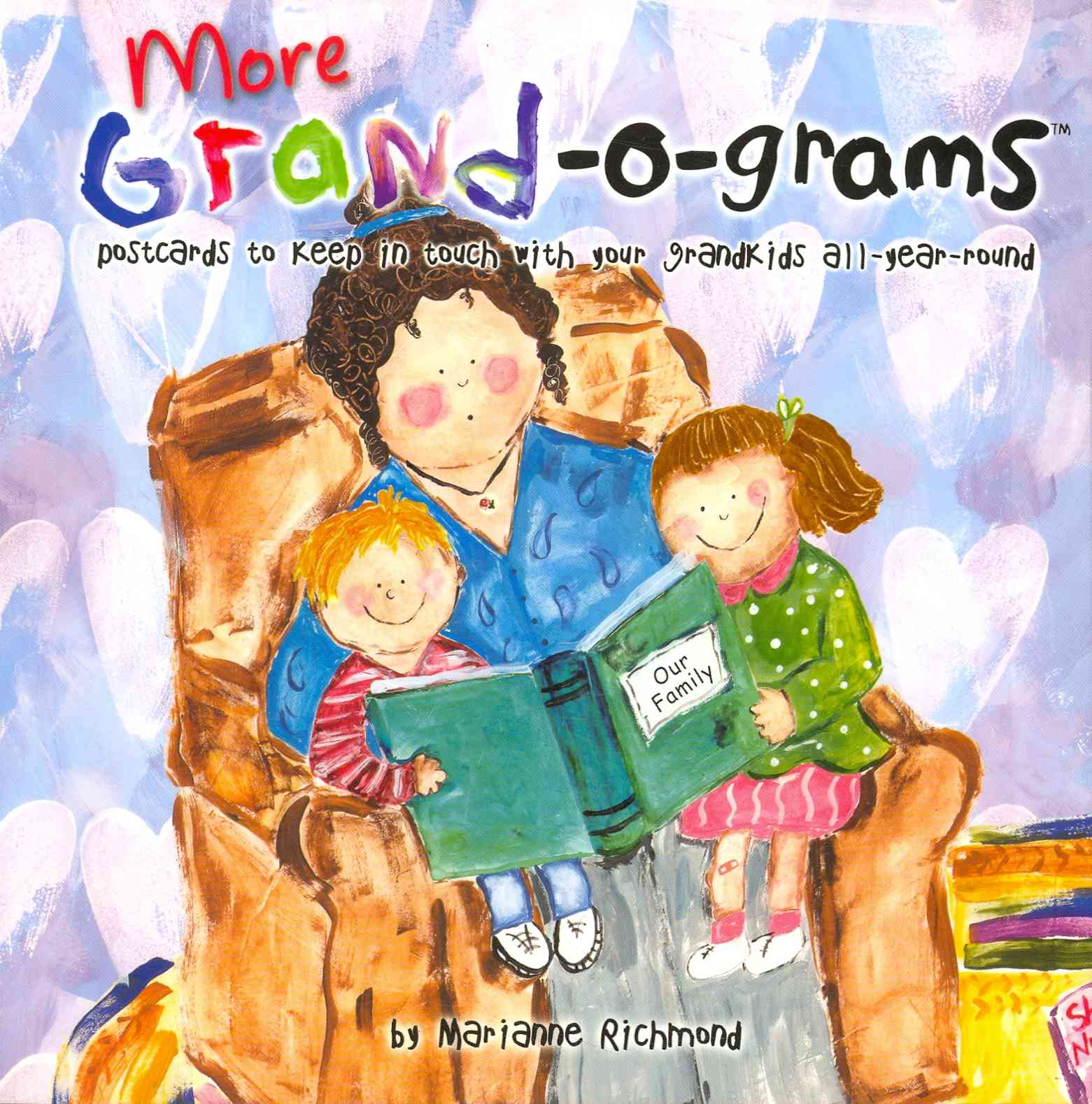 More Grand-o-Grams: Postcards to Keep in Touch With Your Grandkids All-Year-Round (Paperback)