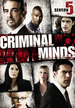 Criminal Minds: The Fifth Season (DVD)