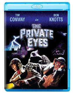 The Private Eyes (Blu-ray Disc)