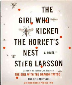 Stieg Larsson Millennium Trilogy: The Girl With the Dragon Tattoo, the Girl Who Played With Fire, the Girl Who Kic... (CD-Audio)