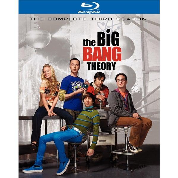 The Big Bang Theory: The Complete Third Season (Blu-ray Disc)