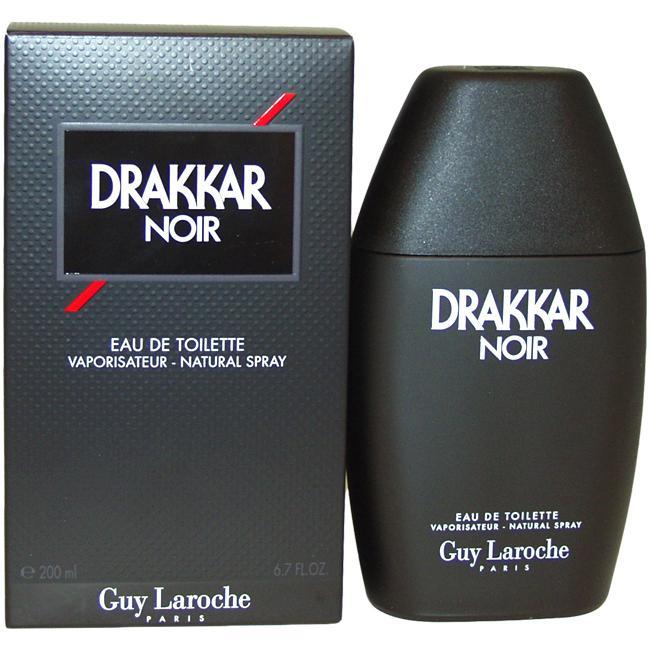 laroche drakkar noir for 6 7 ounce eau de toilette overstock shopping big discounts