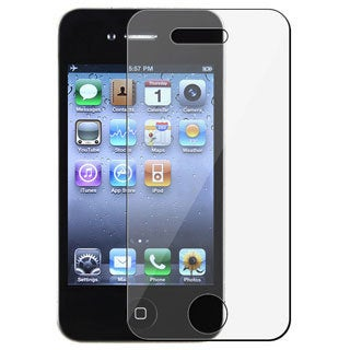 INSTEN Screen Protector for Apple iPhone 4 (Pack of 3)