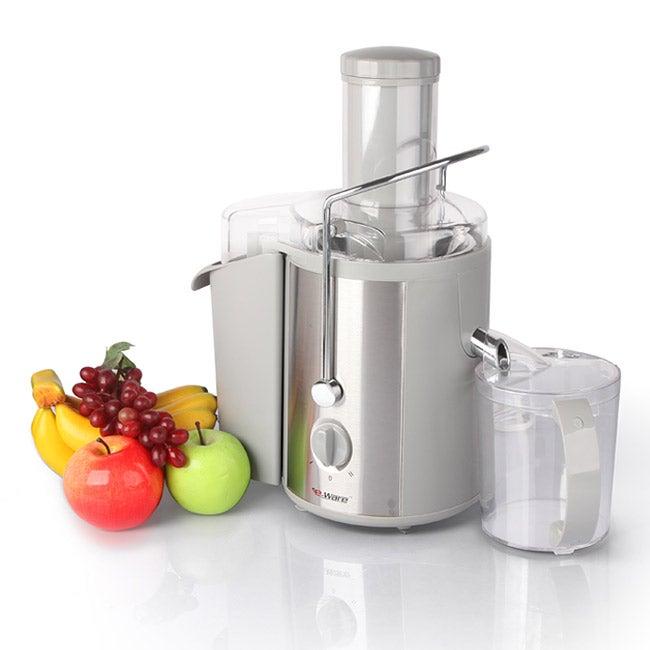 EWare EW-8K129-Gray 700-watt Grey Juice Extractor