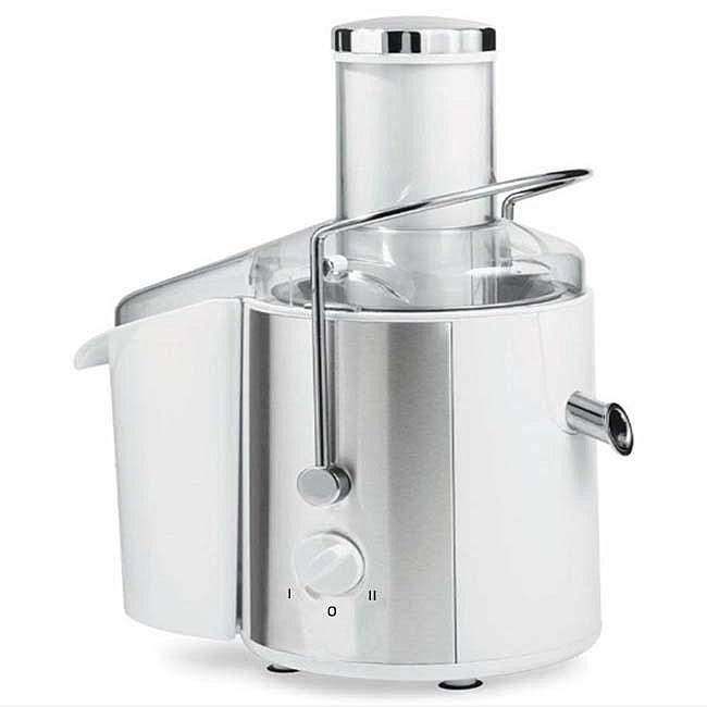 EWare EW-8K129 White 700-watt Juice Extractor