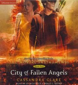 City of Fallen Angels (CD-Audio)